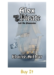 Buy Alex and the Pirate by Elaine Arthur