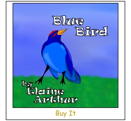 Buy Blue Bird by Elaine Arthur