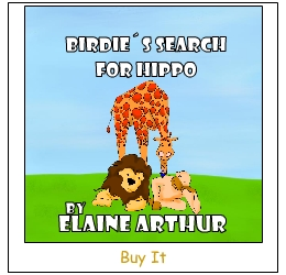 Buy Birdie's Search for Hippo by Elaine Arthur