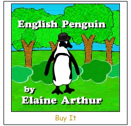Buy English Penguin by Elaine Arthur