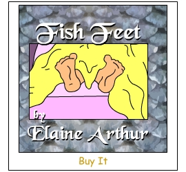 Buy Fish Feet by Elaine Arthur