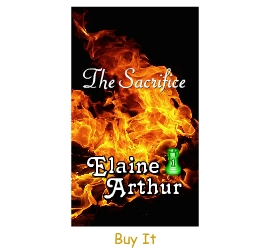Buy The Sacrifice by Elaine Arthur
